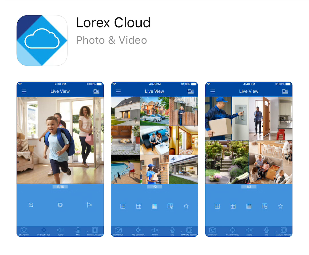 Install and Setup Lorex Cloud on Mobile Devices